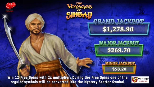 Voyages of Sinbad (Progressive)