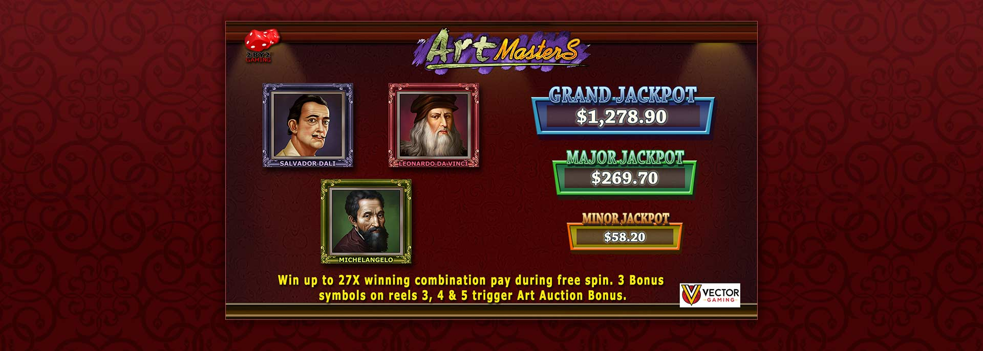 Art Masters game