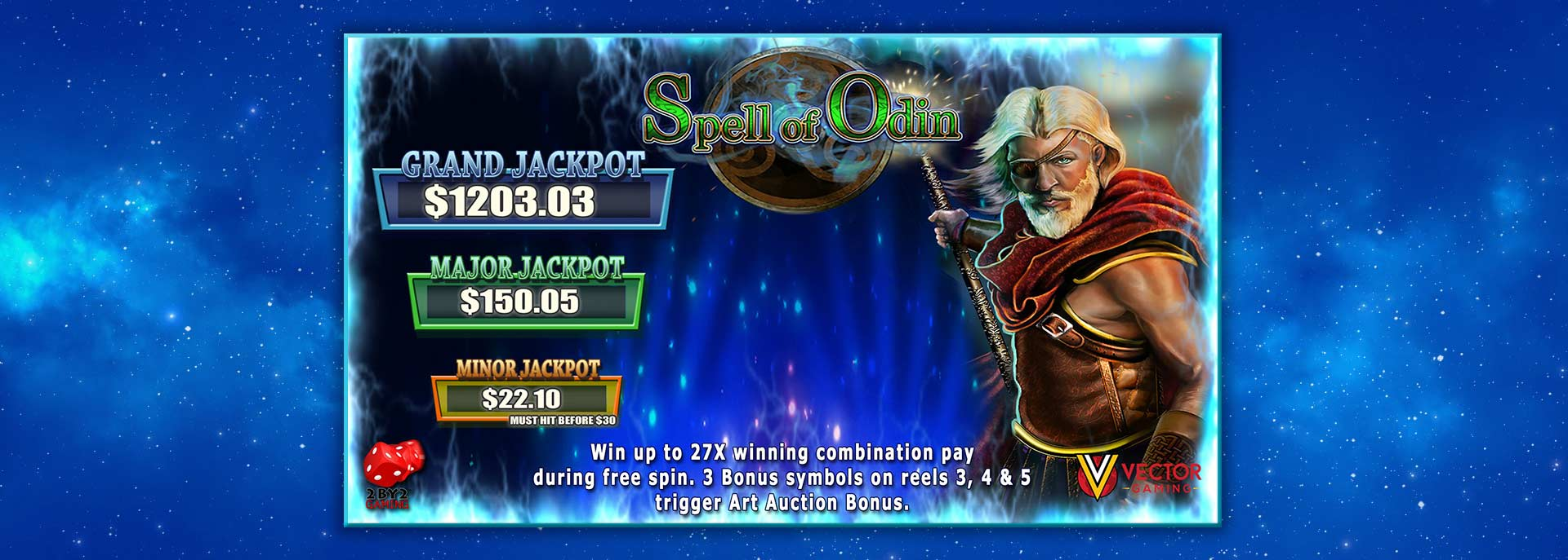 Spell of Odin game